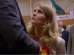 """VIDEO/ Gruaja turpëron burrin deputet: """"Çfarë do thuash tani…"""""""