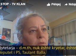 Video/ 'Kam rënë në dashuri me Taulant Ballën', si e ndihmon fallxhorja vajzën e re
