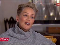 VIDEO/ Si reagon Sharon Stone kur e pyesin: A jeni ngacmuar ndonjëherë seksualisht?