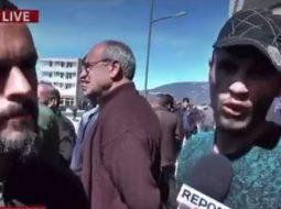 Incidenti në transmetim live/ Kuksiani shpërthen në sharje për Edi Ramën