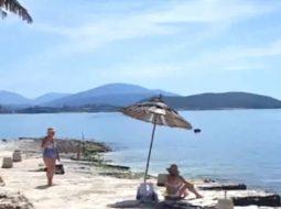 Video/ Sarandjotët nuk durojnë më, nisin plazhin