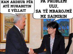 """""""Ç'punë kam unë me vëllain"""" gallatë në rrjetet sociale me skandalin e Ministrit të Brendshëm"""