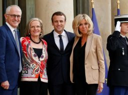 VIDEO/ Gafa e Macron me kryeministrin australian: Faleminderit gruas suaj të shijshme!