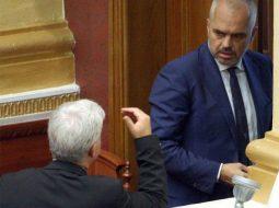 Plas gallata në internet, Rama 'nxjerr' njoftim: Vend i lirë pune për Ministër i Brendshëm (Kriteret)