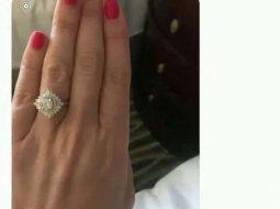 VIDEO/ Deshi të tregojë unazën e fejesës, por poston edhe penisin e burrit