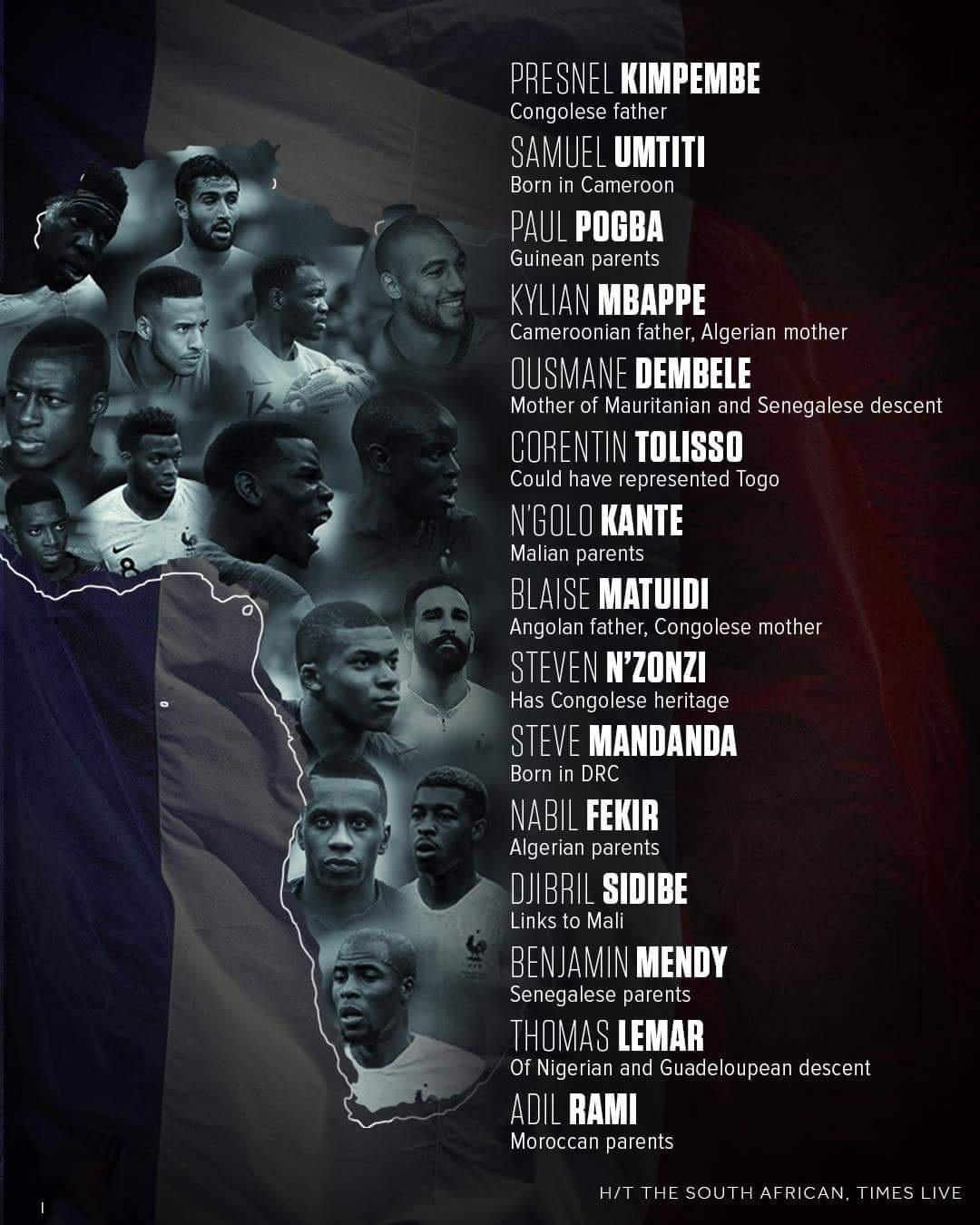 A prezantohet edhe Afrika në finalen e Botërorit?