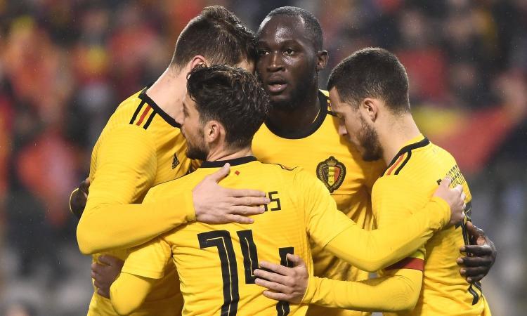 Video/ Meunier kalon Belgjikën në avantazh