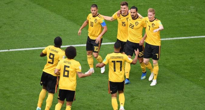 """Belgjikë-Angli, 45 minuta """"fotokopje"""" të ndeshjes së parë"""