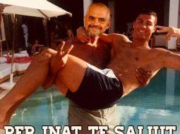 Memet pikante/ Rama me Ronaldon, si e panë shqiptarët