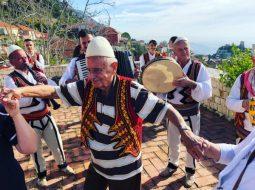 FOTO/ Turku përmbush ëndrrën, bëhet shqiptar në moshën 90-vjeçare