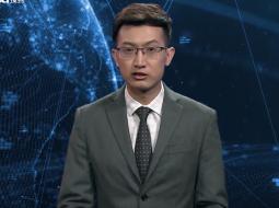 VIDEO/ Ky folës lajmesh nuk është qenie njerëzore