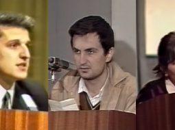 VIDEO/ Si ishin Majko, Meta dhe Kryemadhi 25 vjet më parë
