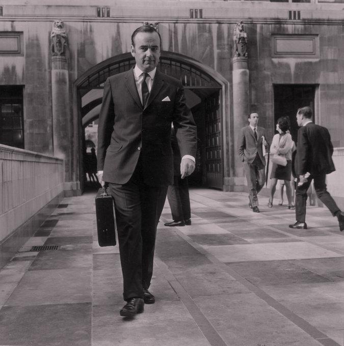 Rupert Murdoch në vitin 1968.