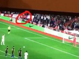 VIDEO/ Nuk u pa në asnjë TV shqiptar, por anglezët zbulojnë momentin e çuditshëm!