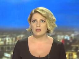 """VIDEO/ Tërmeti """"live"""", gazetarja tmerrohet gjatë transmetimit"""