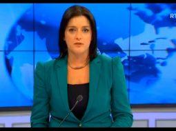 VIDEO/ Gazetarja e RTK përlotet kur jep lajmin tragjik për kolegen e saj