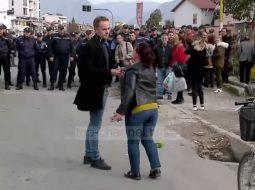 VIDEO/ Incidenti mes banorëve të Astirit dhe gazetarit të Top Channel