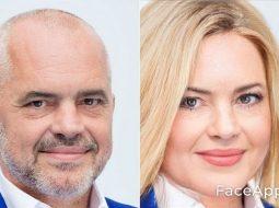FOTO/ Si do dukeshin politikanët tanë nëse do të ishin femra