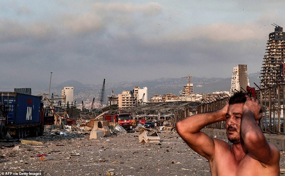FOTO&VIDEO/ Shpërthimi apokaliptik në Liban, dhjetëra të vdekur