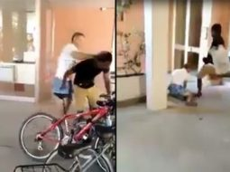 """VIDEO/ """"Pse bën zhurmë o të q….r…?"""" Shqiptari godet emigrantin me ngjyrë në Itali, ai e rreh keq"""