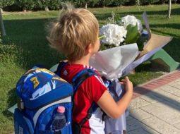 Doni të dini si e kaloi Zaho ditën e parë të shkollës, lexoni mediat e Bolinos