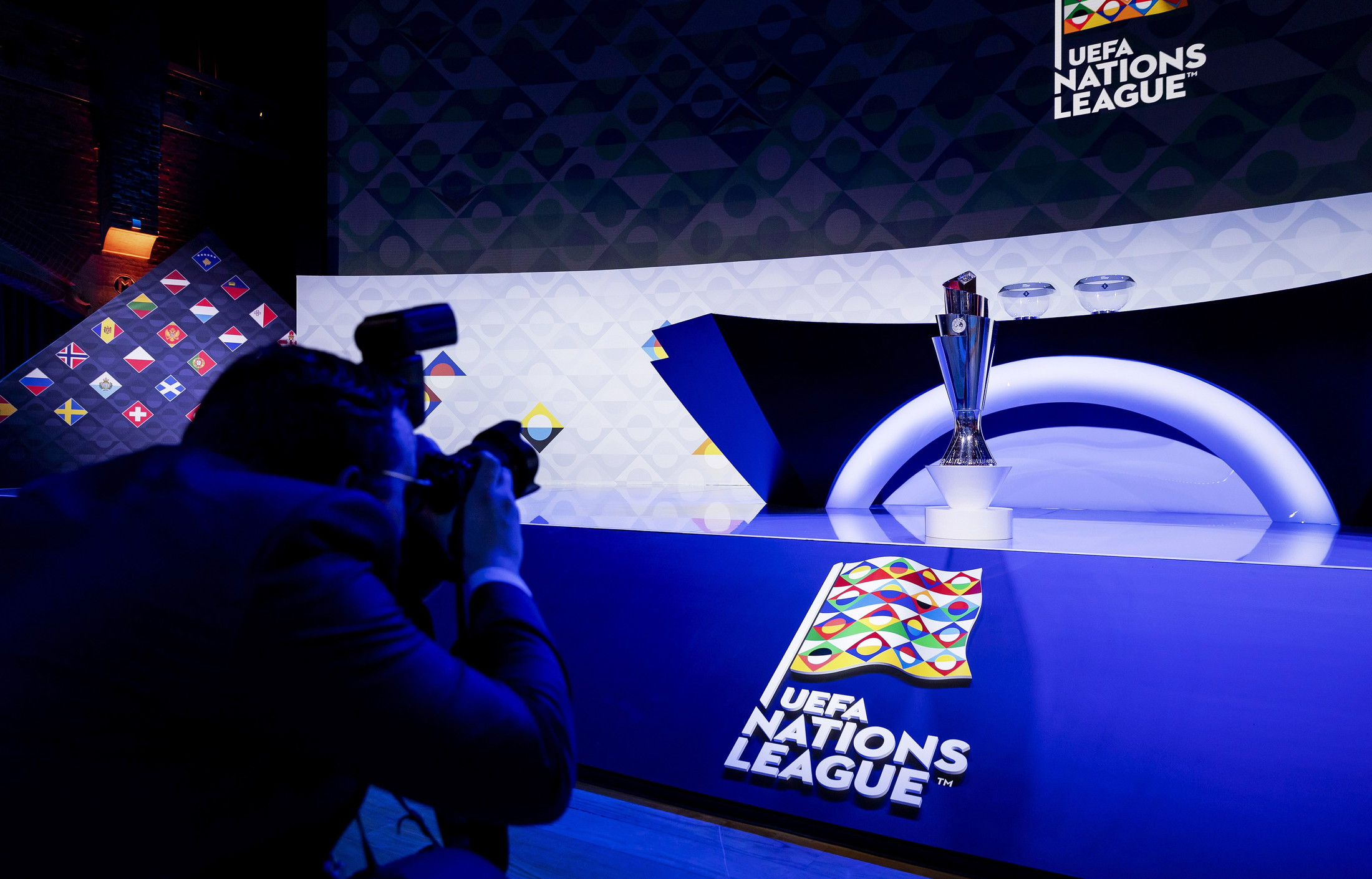 Nations League Playoffs