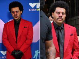 The Weeknd sërish i transformuar për videoklipin e ri