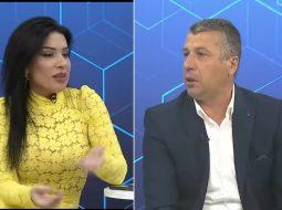 Plas sherri në studio/ Trajneri fyen gazetaren: Ti bën vetëm për pastruese (VIDEO)
