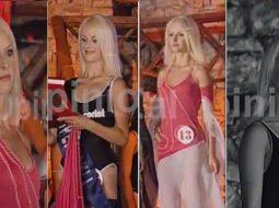 Del VIDEO/ Kur gjyqtarja e Elbasanit konkurronte për Miss Shqipëria 2003