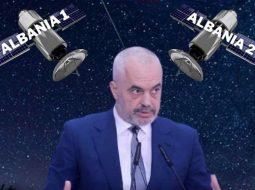 Rama premton satelitë shqiptarë në orbitë/ Plas gallata në internet