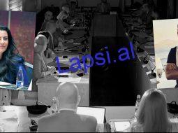 VIDEO/ Mbledhja pa drita, ulërimat e Belinda Ballukut ndaj deputetit opozitar